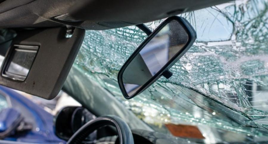Accidente carro.
