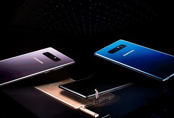 Presentación Samsung Galaxy 8