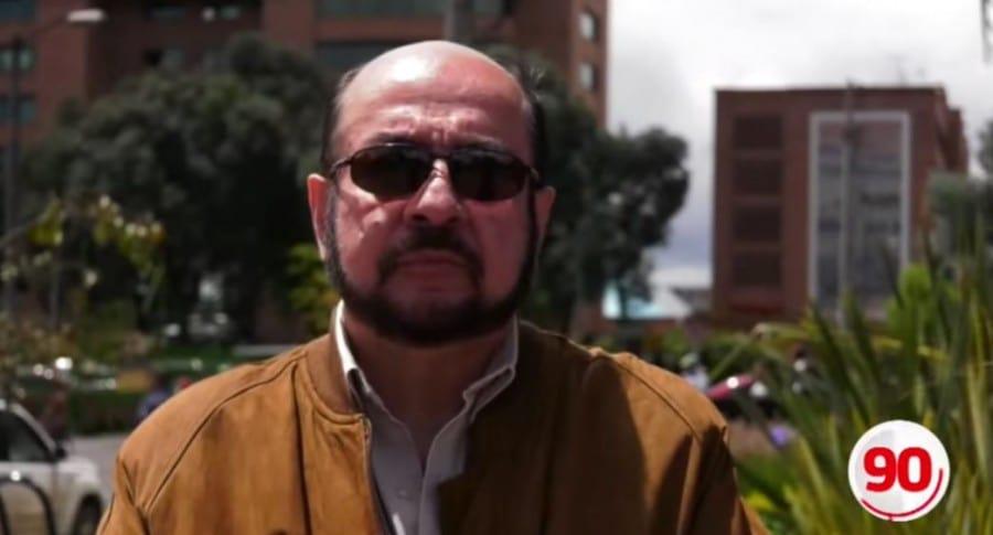 Rafael Rodríguez, exsecretario de Movilidad de Petro