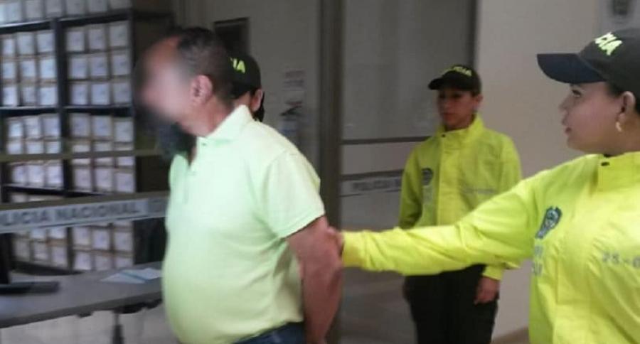 Lázaro Mili Reyes, cubano investigado