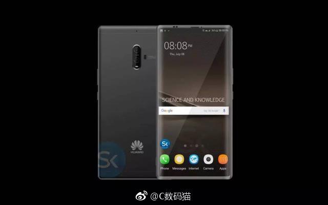 Filtración Huawei Mate 10