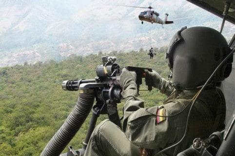 Operaciones contra el clan del Golfo