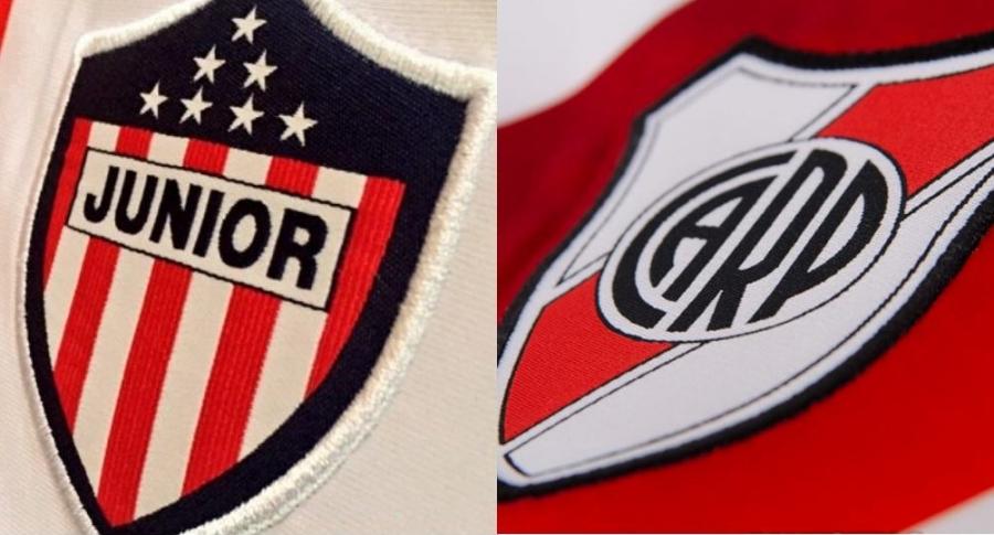 Junior de Barranquilla y River Plate