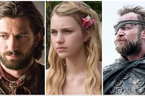 a2e475b0c 10 personajes de  Game of Thrones  que han sido interpretados por más de un  actor