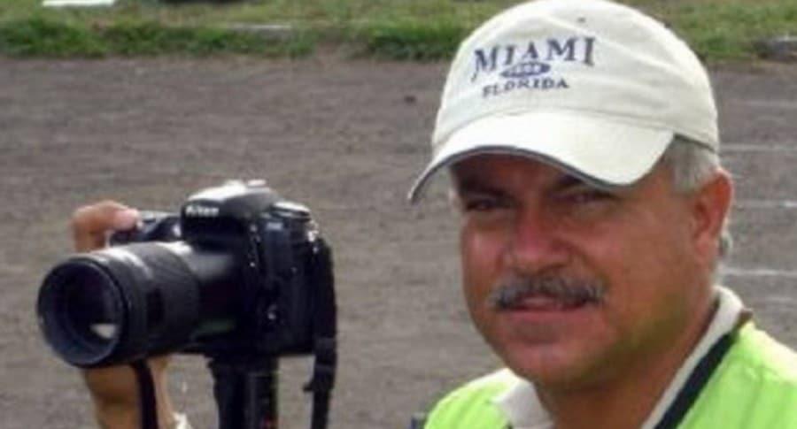 Elmer Agudelo reportero gráfico asesinado en Palmira, Valle del Cauca