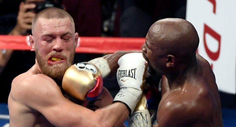 Conor McGregor pelea contra Floyd Mayweather