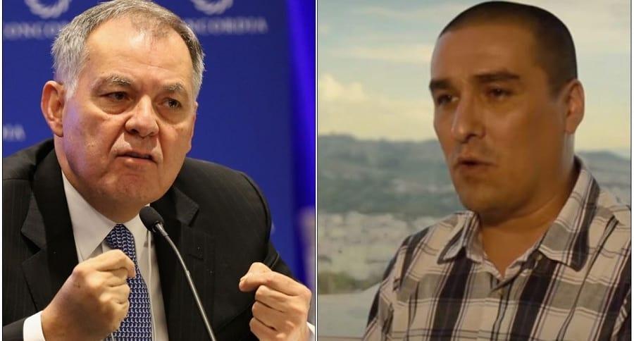 Alejandro Ordóñez y 'Matador'