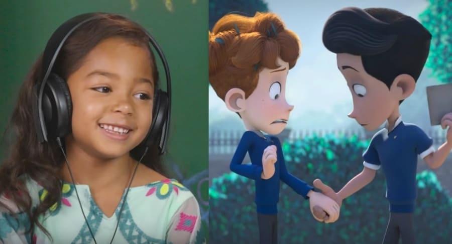 Reacciones de niños al ver a corto animado gay Heartbeat