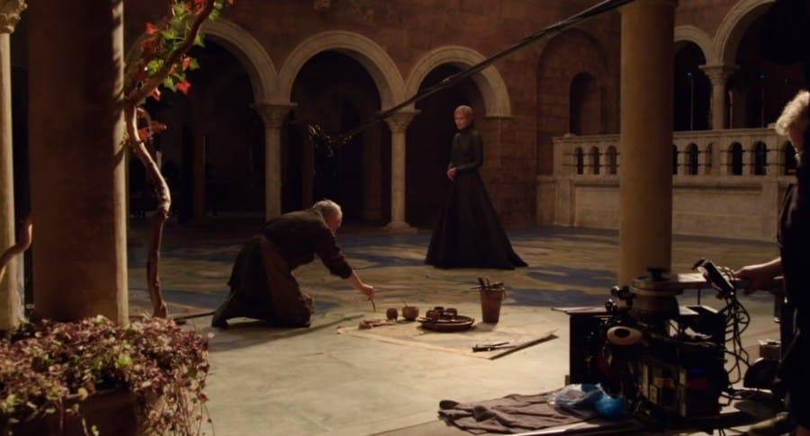 HBO anuncia serie sobre rodaje de 'Game of Thrones'