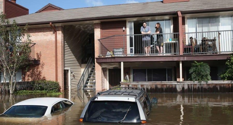 Inundaciones en Houston, Texas