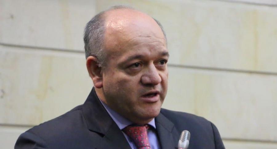José Fernando Reyes, nuevo magistrado de Corte Constitucional