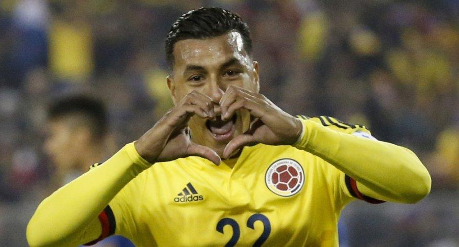 Jeison Murillo, futbolista.