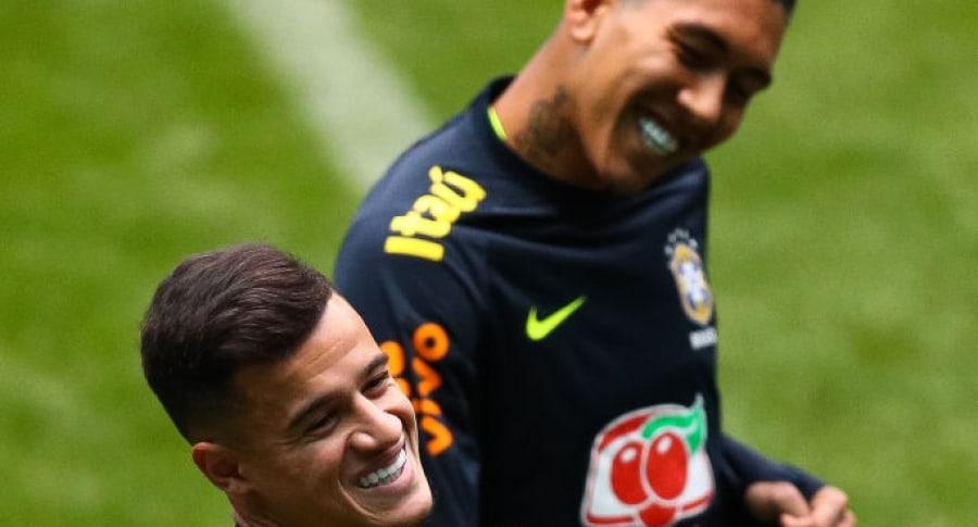 Brasil se prepara en Portoalegre para enfrentar a Ecuador