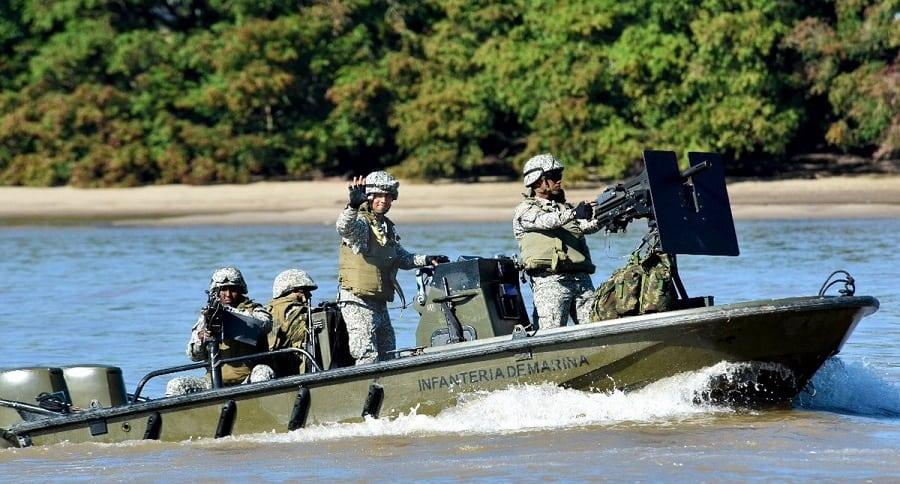 Infantería de Marina Armada Nacional