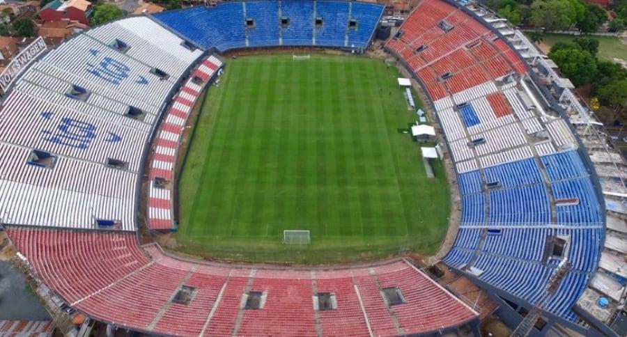 Estadio Defensores del Chaco de Asunción, Paraguay