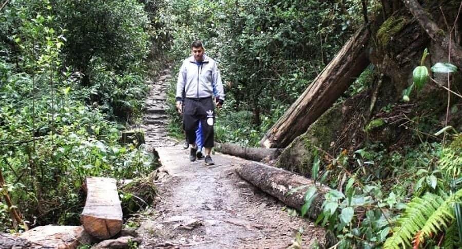Quebrada La Vieja