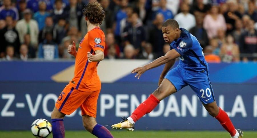 Francia 4-0 Holanda