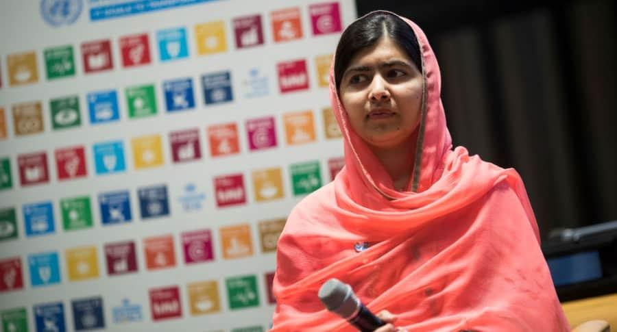 Malala Yousafzai, premio Nobel de Paz