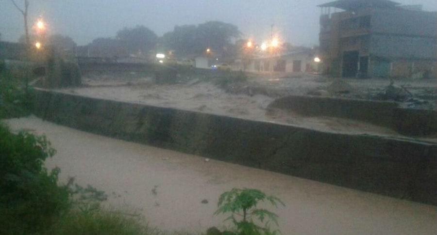 Emergencia en Mocoa