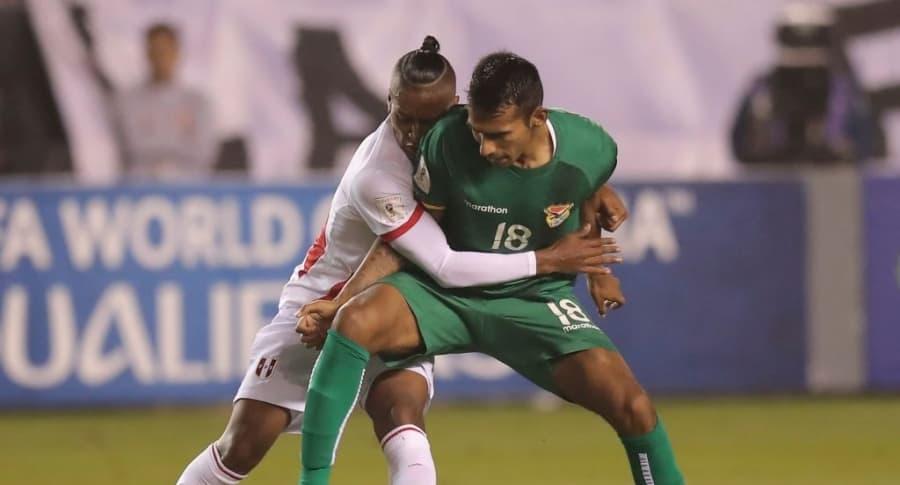 Peru vs Bolivia - Eliminatorias
