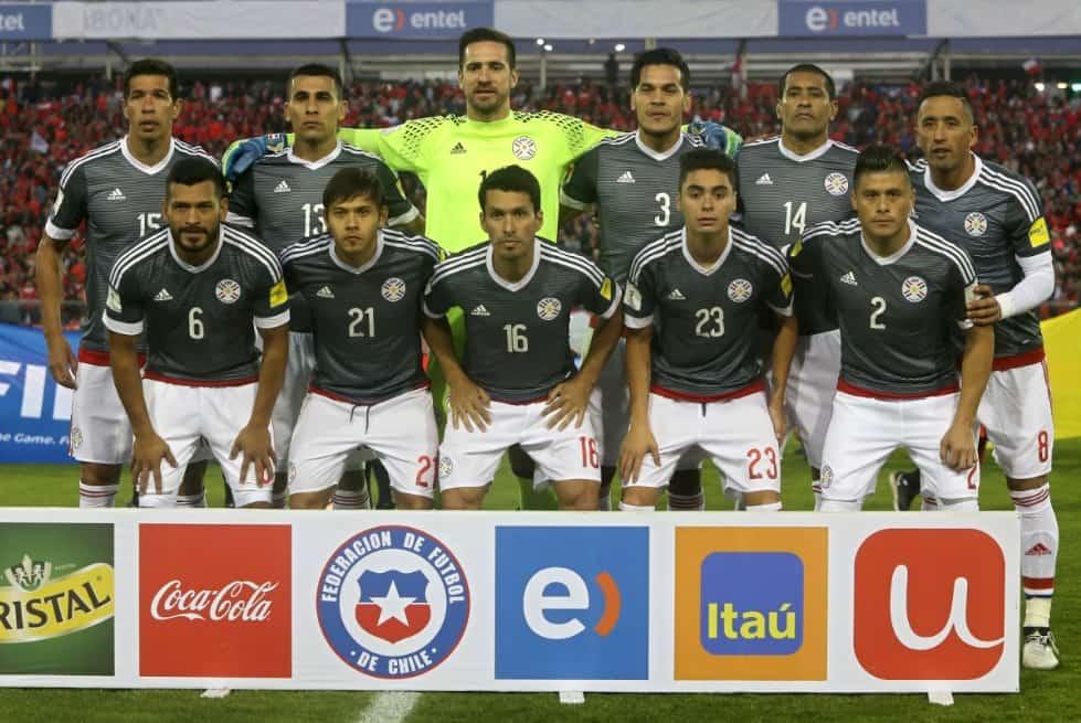 Selección Paraguay