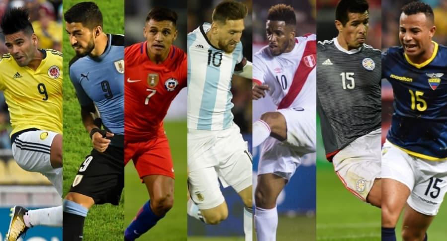 Eliminatorias suramericanas