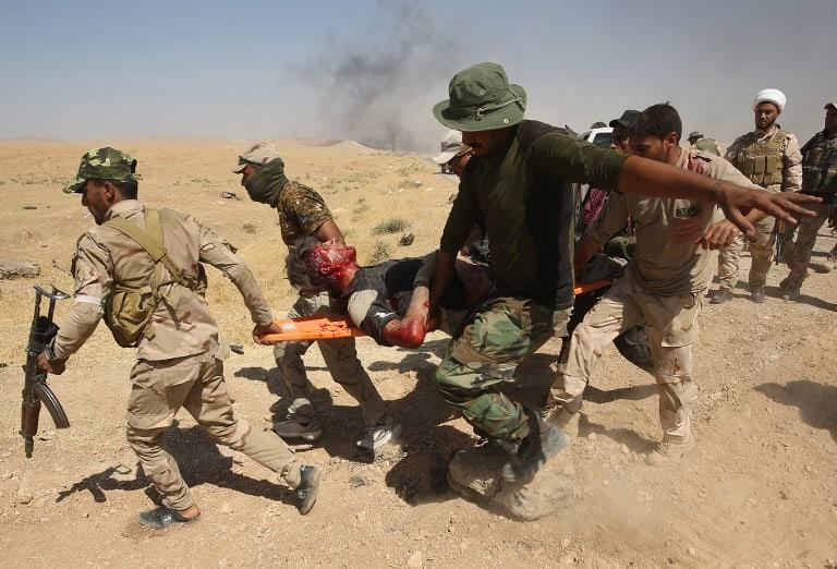 Conflicto armado en Irak. Pulzo.