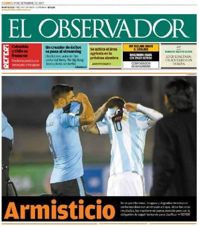 El Observador de Uruguay.