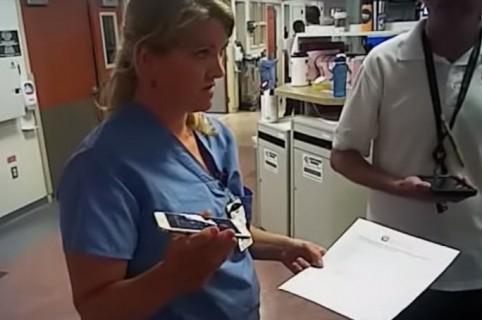 Arrestan a enfermera en Estados Unidos