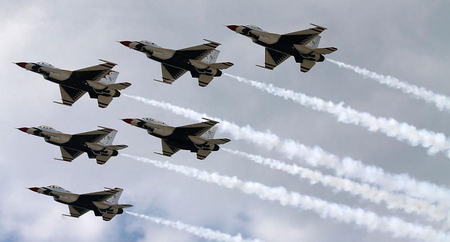 Fuerza Aérea estadounidense