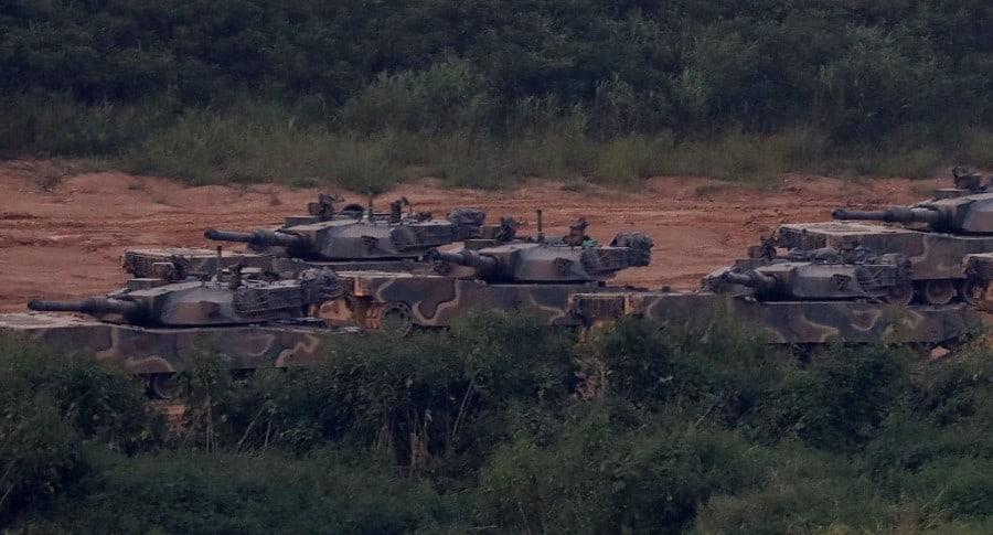 Tanques surcoreanos