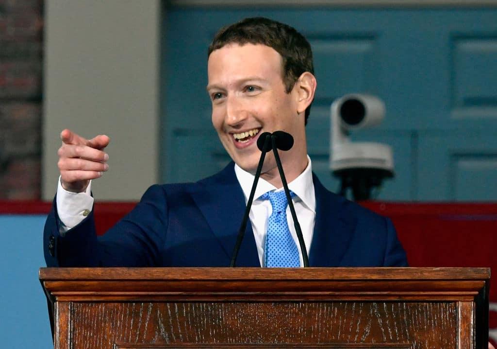 Mark Zuckerberg. Pulzo.