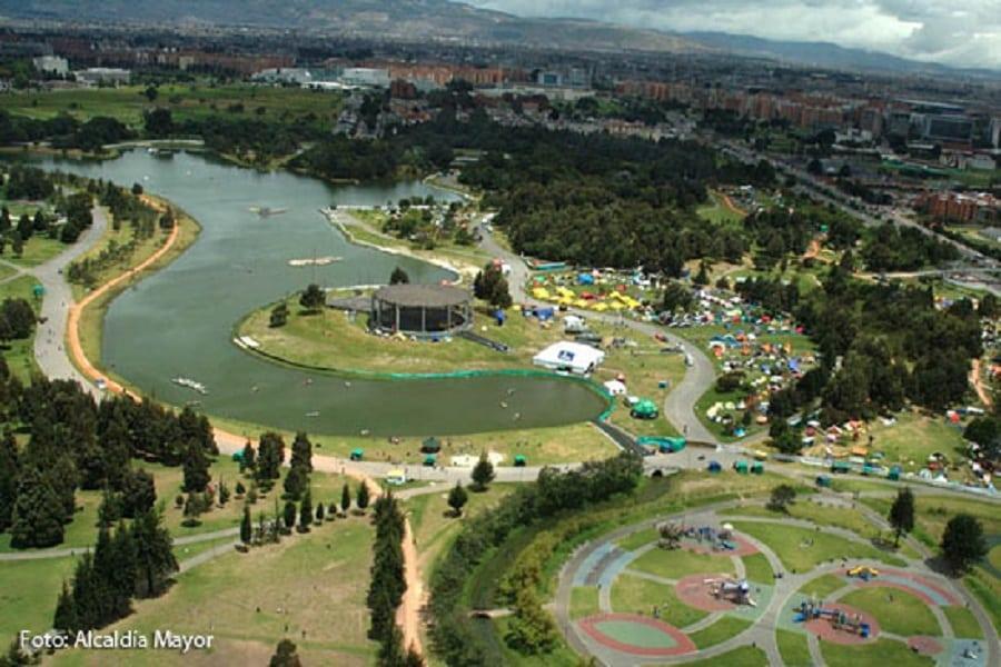 Parque Metropolitano Simón Bolívar de Bogotá