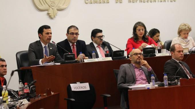 Discusión reforma política