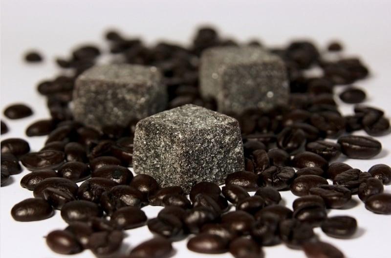 café masticable