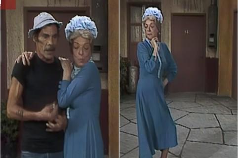 Don Ramón y doña Cleotilde 'la Bruja del 71', del 'Chavo del 8'.