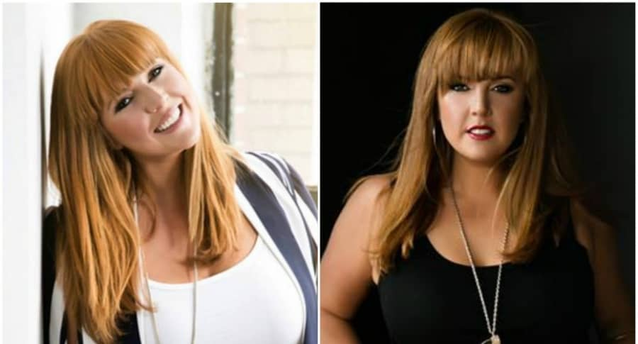 Cassandra Young, mujer que entrenador contactó para ayudarla a bajar de peso.