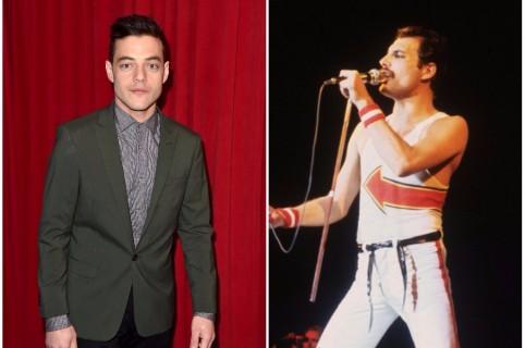 Rami Malek / Freddie Mercury