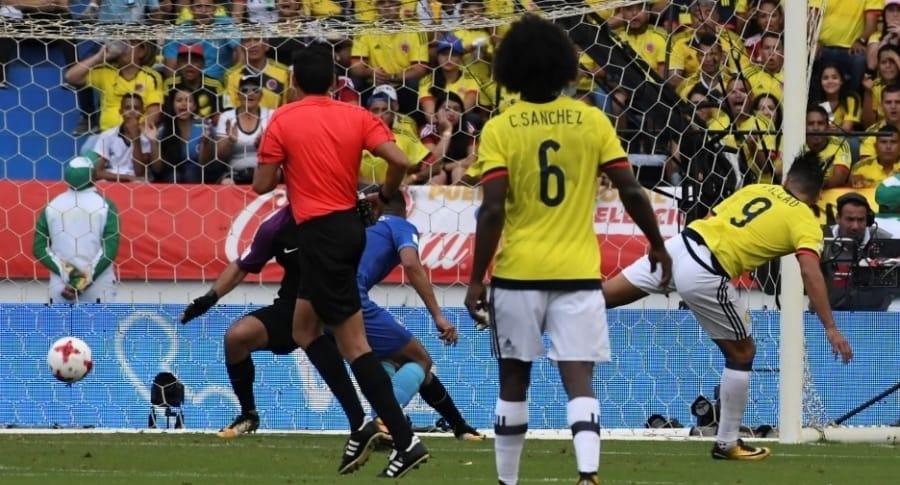 Gol de Falcao