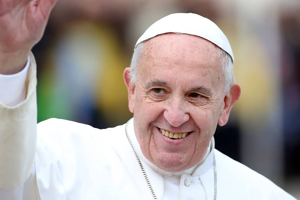 Papa Francisco. Pulzo.