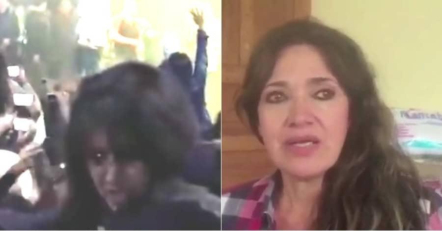 Betty Niño, mujer a la que tildaron de 'bruja' por video del cantante Yeison Jiménez.