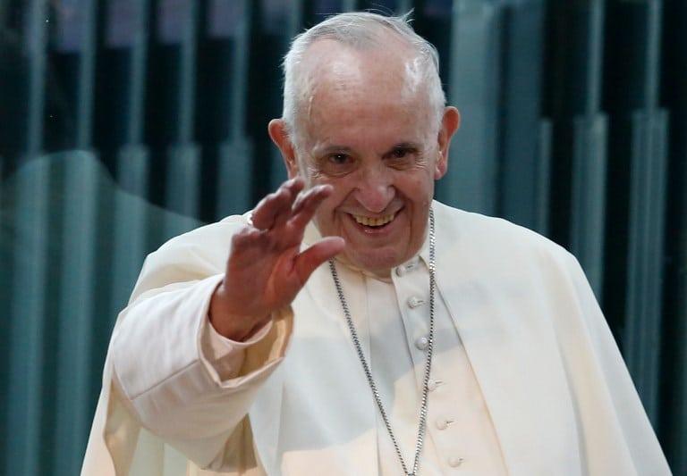 Papa Francisco en Bogotá, Colombia. Pulzo.