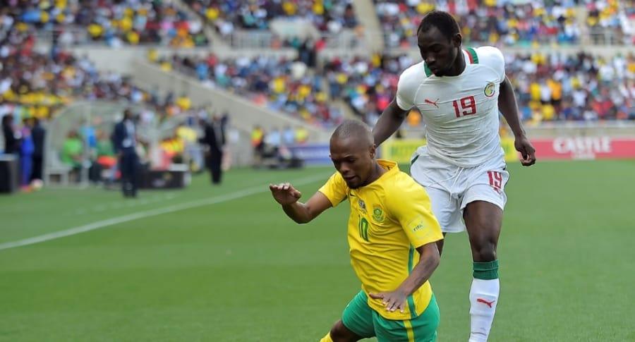 Sudáfrica vs. Senegal