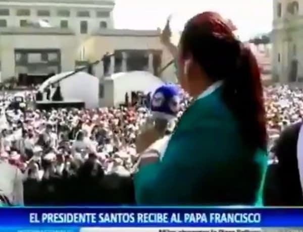 Periodista panameña