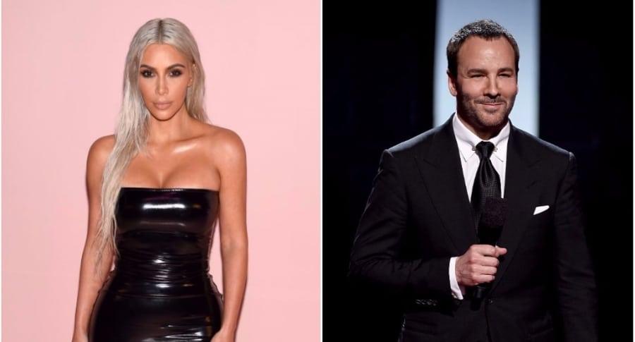 Kim Kardashian / Tom Ford