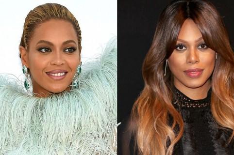 Modelo Laverne Cox es nueva imagen de marca de ropa de Beyoncé, Ivy Park
