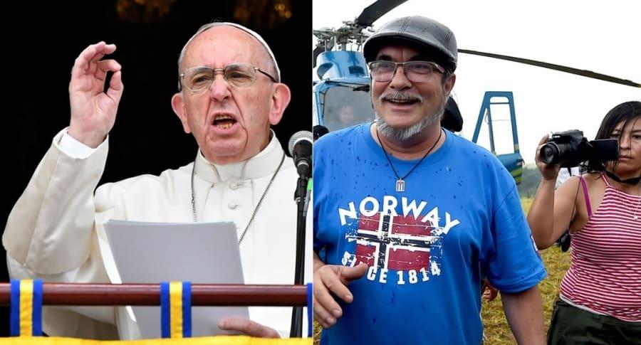 Papa y Timochenko