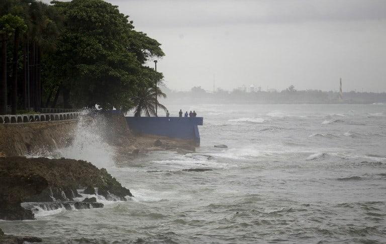 Irma en República Dominicana