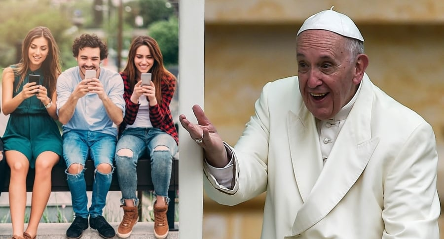 Papa en Colombia