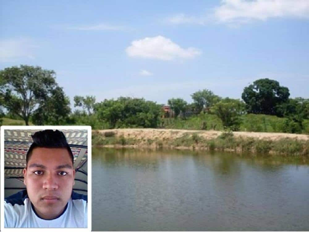 Kevin Camilo Villadiego De la Cruz se ahogó en esta represa